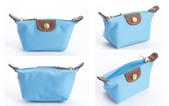 Nylon 'Le Pliage' Mini Coin Purse